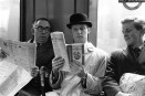 Reading Lady Chatterley's Lover in public