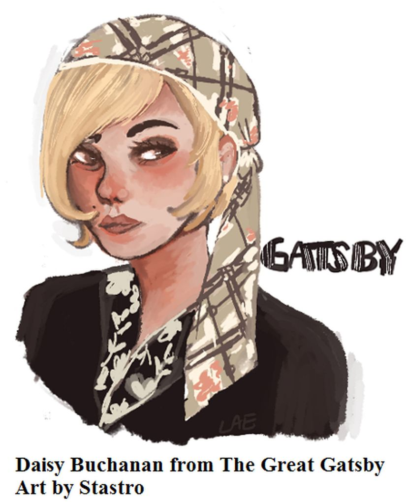 Daisy Buchanan by stastro_18