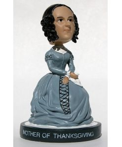 Figure of Sarah Hale