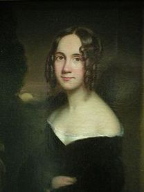 Portrait of Sarah Hale