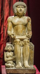 Ancient Egyptian artefact, Sekhemka statue
