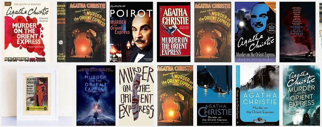 Book review: Murder on the Orient Express by Agatha Christie