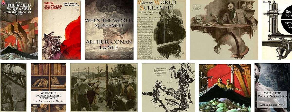 Book review: When the World Screamed by Arthur Conan Doyle (1928)