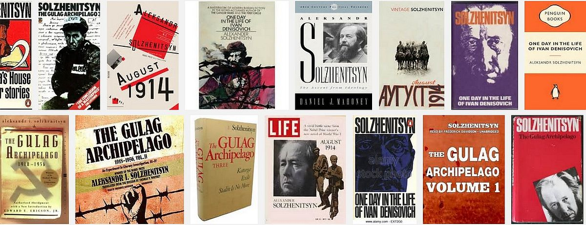 Book review: The Gulag Archipelago by Aleksandr Solzhenitsyn (1974)