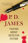 Talking about detective fiction by P D James