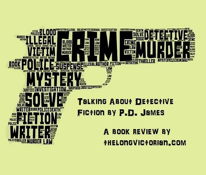 Fourth promotional tweet for a Detective Fiction book review