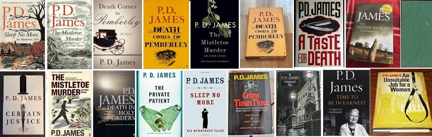 Book review: Talking about Detective Fiction by P.D. James