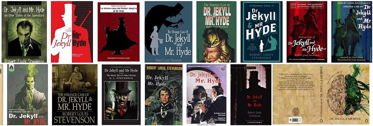 Book review: Strange Case Of Dr. Jekyll and Mr. Hyde by Robert Louis Stevenson