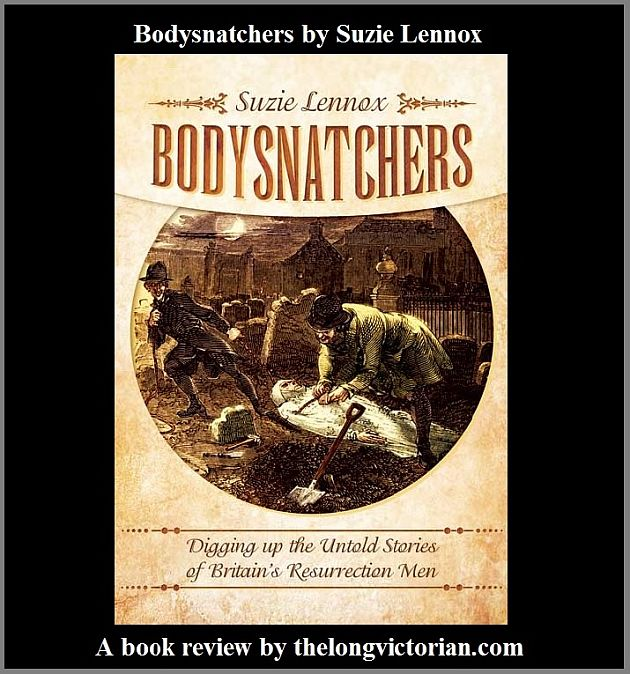 Book review for Bodysnatchers by Suzie Lennox