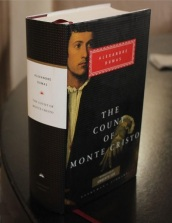 The Count of Monte Cristo (Everyman's Library) by Alexandre Dumas.